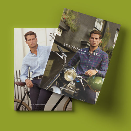 Beaufort & Blake Winter Brochure by Aaron Buckley